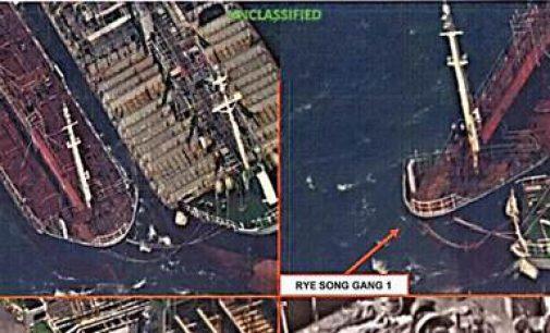 Contrabando de petróleo entre China y Corea del Norte
