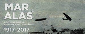 """Exposición """"Mar de alas"""" en el Museo Naval"""