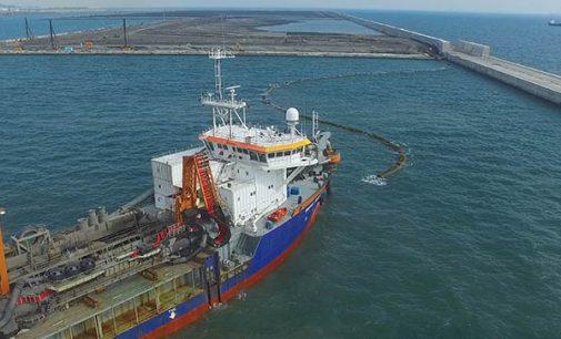 Finalizan las obras de expansión del puerto más grande de Taiwán