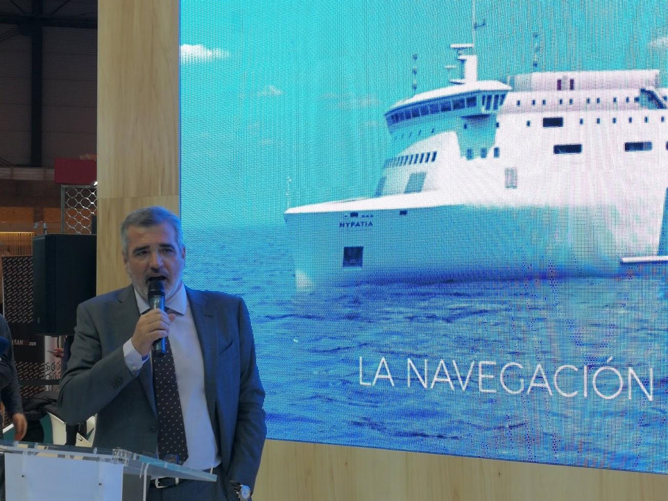 Balearia presenta sus nuevos ferries