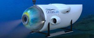 Cyclops 2: el sumergible para visitar el Titanic