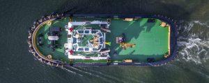 Damen entrega cinco remolcadores a Empresa de Navegación Caribe