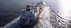 GasLog contrata un nuevo buque a SHI
