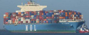 MOL firma el contrato de construcción de su remolcador propulsado con GNL