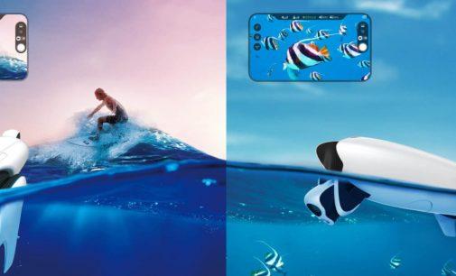 Dron acuático PowerDolphin