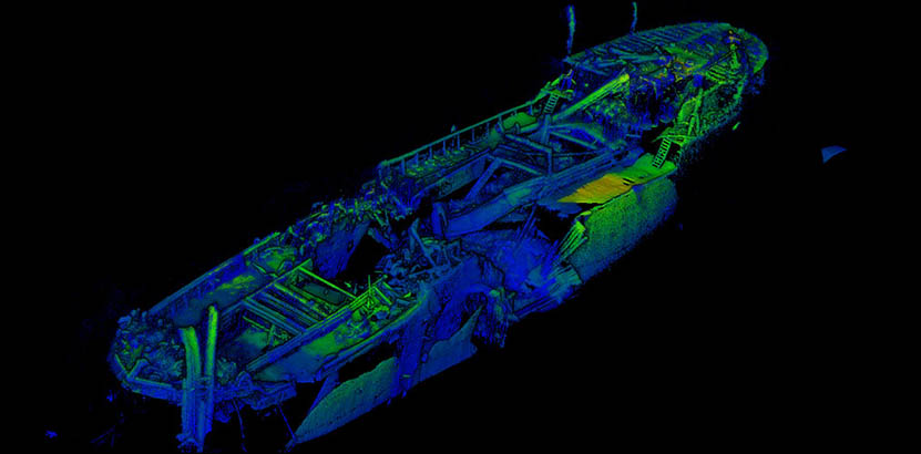 Titanic_scaning