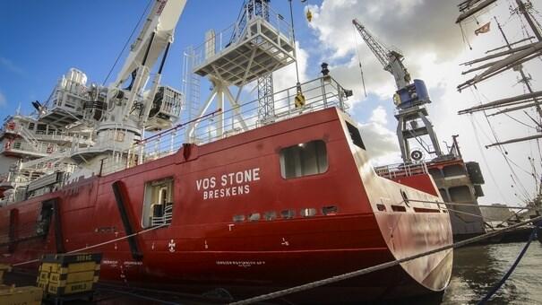 buque offshore VOS Stone