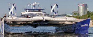 Diez barcos propulsados con H2