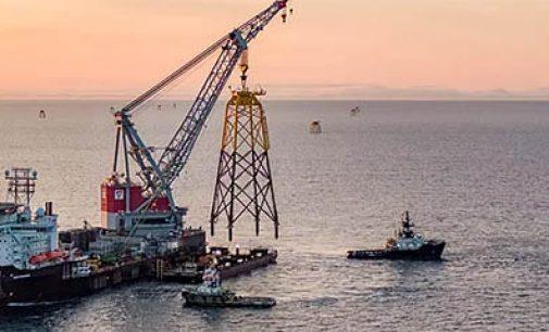 Los avances del parque eólico offshore Beatrice