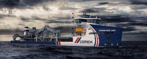 Damen construirá una draga para el grupo Cemex UK