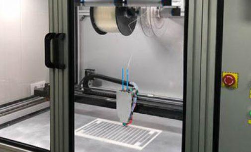 Navantia presenta la fabricación aditiva con impresoras 3D
