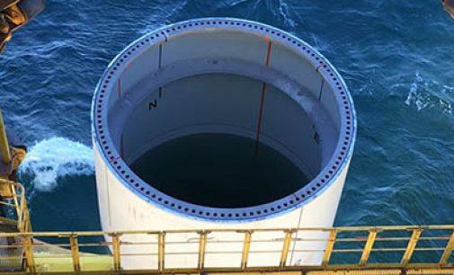 Comienza la instalación del parque eólico offshore Hornsea Project One