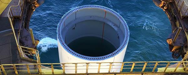 parque eólico offshore Hornsea Project One