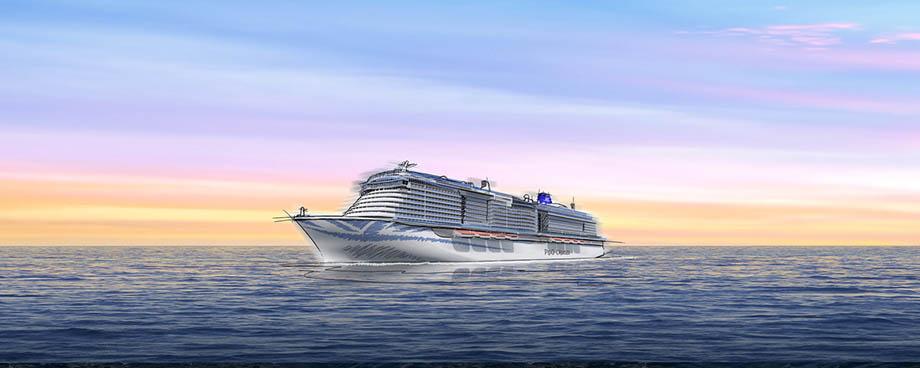 Carnival Corporation P and O Cruises