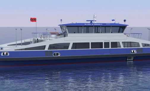 Los nuevos ferries eléctricos de Amsterdam