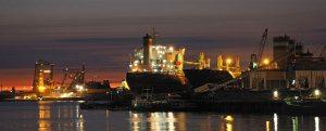 El puerto de Róterdam hace balance de 2017