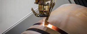 Tecnología laser cladding para reparación de pistones