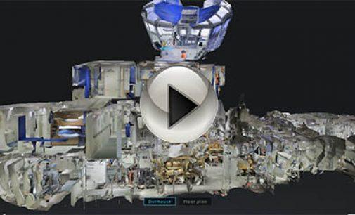 Visita virtual al interior de un remolcador