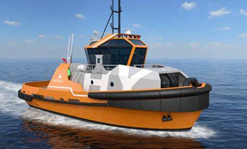 Brasil tendrá los nuevos remolcadores híbridos de Wärtsillä