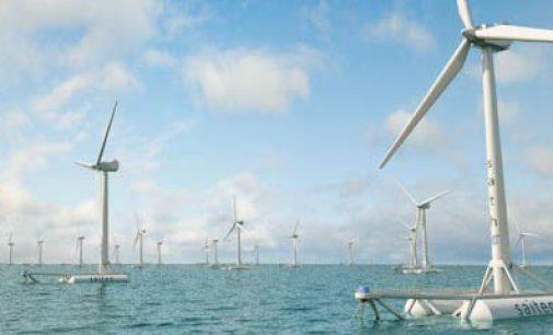 Univergy y Saitec desarrollarán eólica flotante en Japón