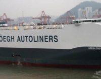 Nuevo servicio directo desde Europa hasta EE.UU. México y Oceanía de Höegh Autoliners