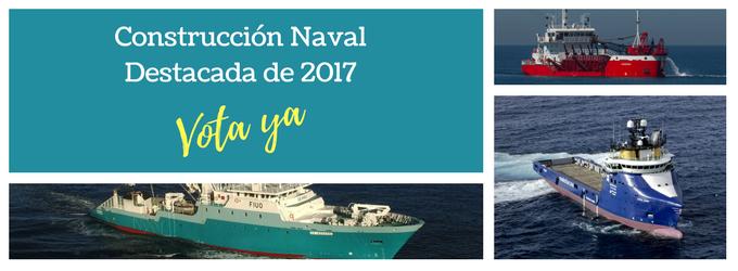 Tu voto decidirá cuál es la Construcción Naval Destacada de 2017
