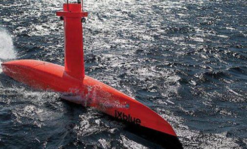 DriX, buque autónomo no tripulado para estudios hidrográficos