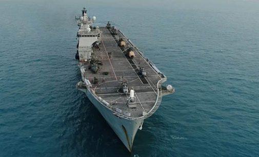 Brasil vuelve a tener portaaviones