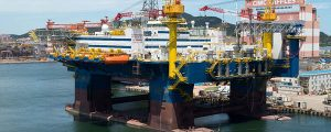 Brasil dispone de la nueva plataforma semisumergible OOS Tiradentes