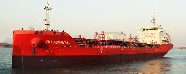 DH Admiral