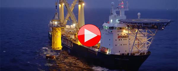parque eólico offshore Arkona