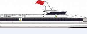 Aulong constuirá cuatro nuevos fast ferries
