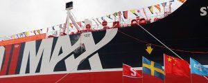 Entregan el último buque de la serie IMOIIMAX