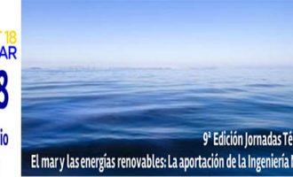 Sigue en directo las Jornadas ENERMAR 2018