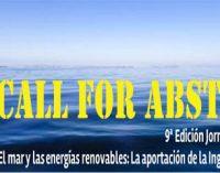 Participa en las Jornadas Técnicas ENERMAR: Abierto el Call for abstracts