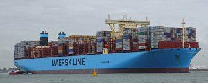 Las mayores navieras de contenedores de 2017