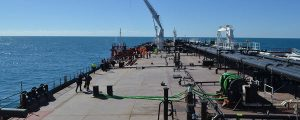 TSI realiza con éxito las pruebas de mar del Monte Udala