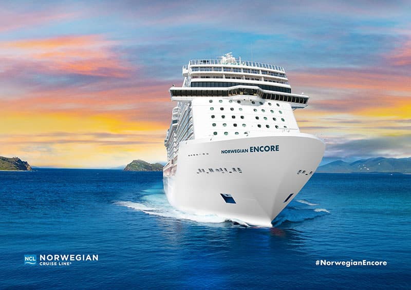 Norwegian Encore Meyer Werft