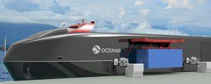 Se construye campo de pruebas marítimo para buques autónomos