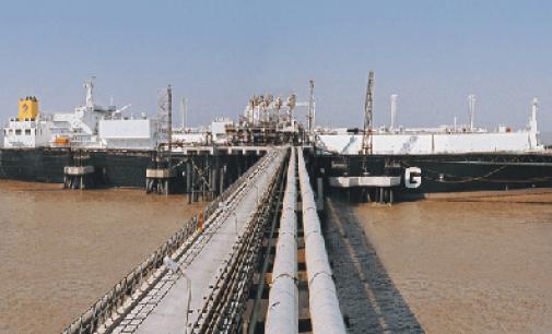 India planea una expansión masiva de importación de LNG