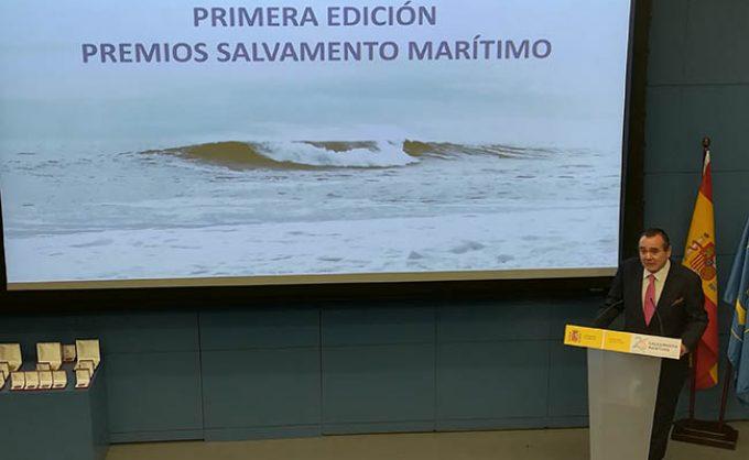 I Premios de Salvamento Marítimo