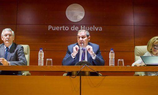 El puerto de Huelva apuesta por el desarrollo del Transporte Marítimo de Corta Distancia