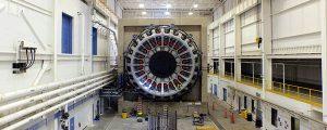 El aerogenerador más grande del mundo se ensaya en EE.UU.