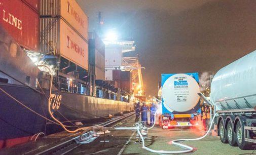 Aumentan las ventas de GNL en el puerto de Róterdam