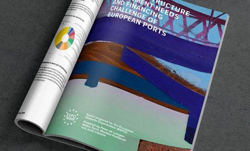 ESPO estima 48.000 M€ de inversión para los puertos europeos