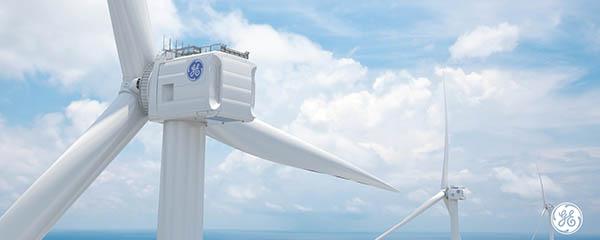 Haliade-X 12 MW de General Electric