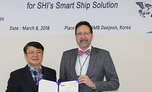 Smart Ship Solution cumple con el certificado de seguridad cibernética de ABS