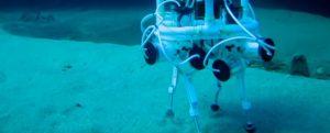 Un nuevo ROV para la exploración del lecho marino