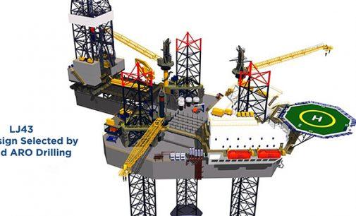 Primeras jack-up que se construirán en el astillero de Arabia Saudita Ras Al-Khair