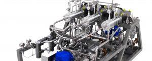 Nuevo banco de pruebas de motores ME-GI en Ulsan